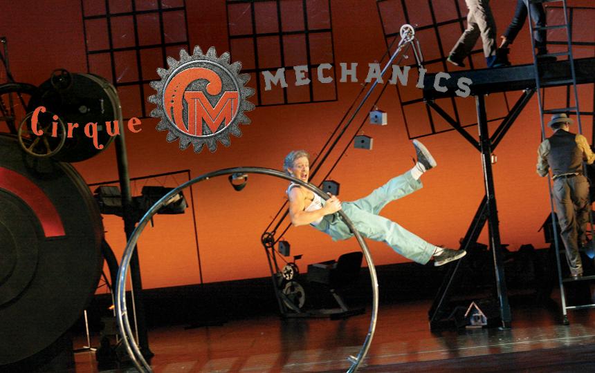 Cirque Mechanics Schooltime
