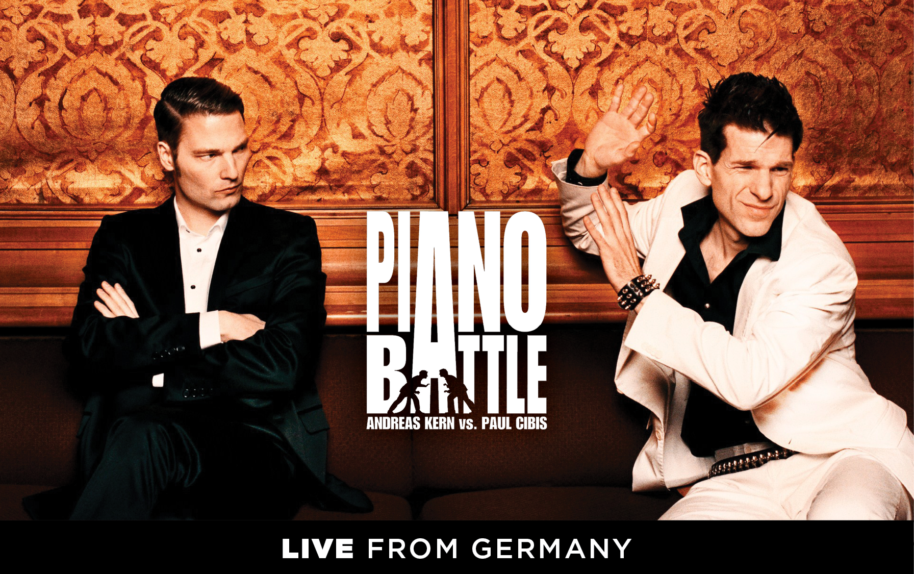 Piano Battle: LIVE from Germany