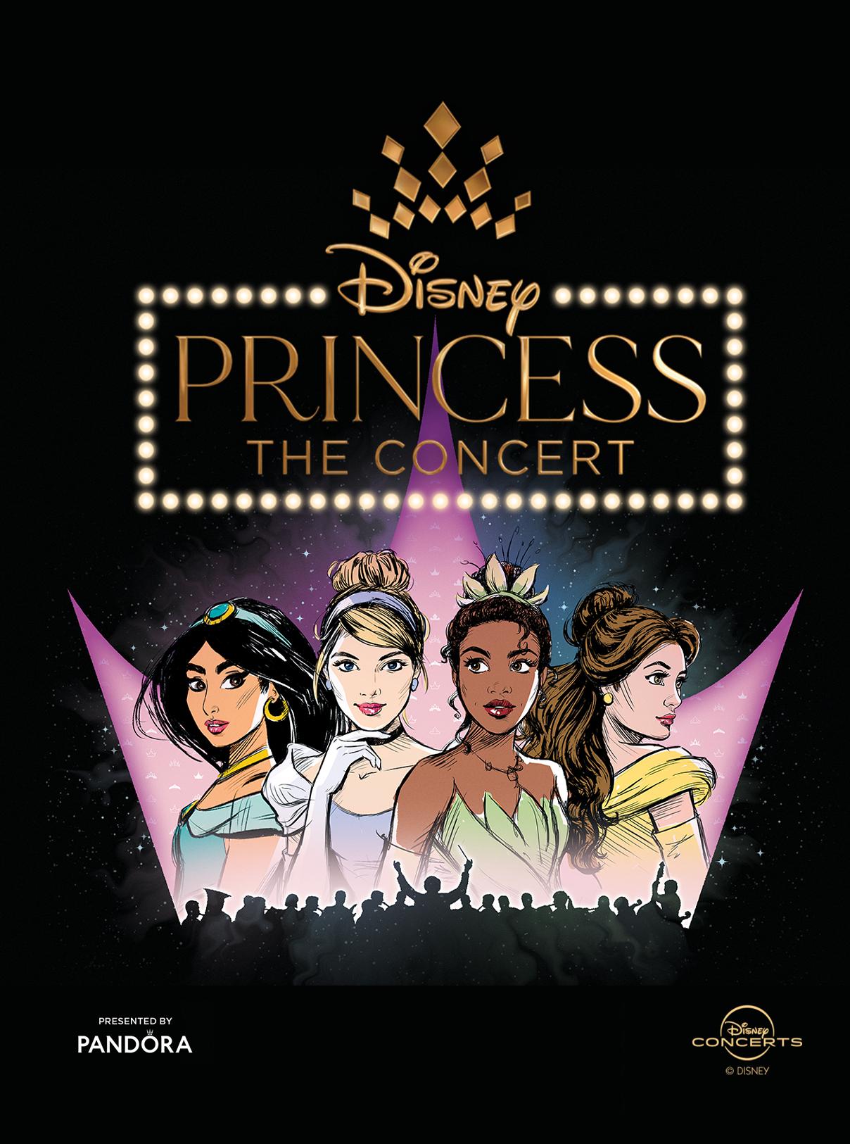 More Info for Disney Princess - The Concert