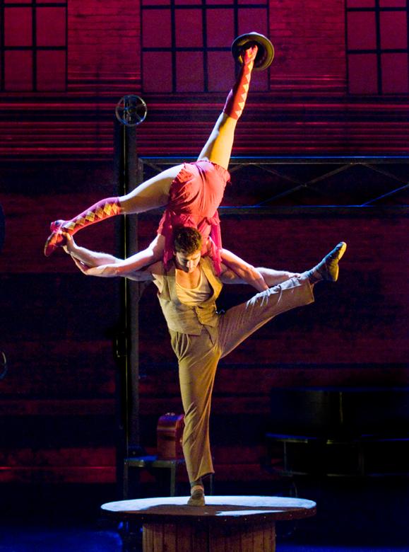 More Info for Cirque Mechanics