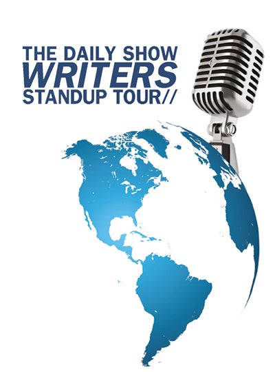 More Info for The Daily Show Writers Comedy Tour