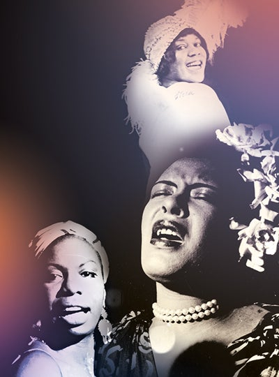 More Info for Bessie, Billie & Nina — Pioneering Women in Jazz